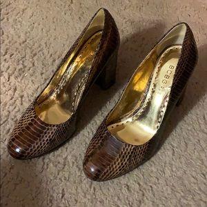 Women's High Heel Shoes size 6B
